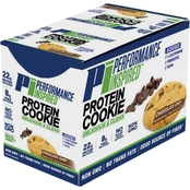 Performance Inspired Protein Cookie- Peanut Butter 12 Pack
