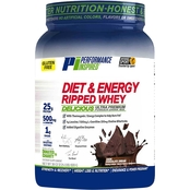 Performance Inspired Ripped Dark Chocolate Dream Whey 2.09 lb.