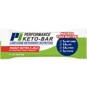 Performance Inspired Keto Bar