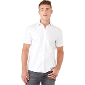 Michael Kors Stretch Grossgrain Shirt