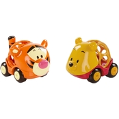 Kids II Winnie the Pooh and Friends Go Grippers 2 pk