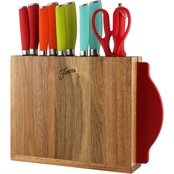Fiesta 12 pc. Cutlery Set with Knife Block