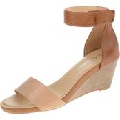 CL By Laundry Women's High Tight Wedge Sandals