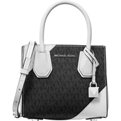 Michael Kors Mercer Signature Accord Messenger Handbag