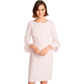Karl Lagerfeld Paris Tulip Sleeve Dress
