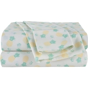 Southern Tide Pineapple Party Sheet Set