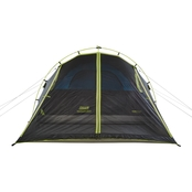 Coleman Carlsbad Fast Pitch 6 Person Dome Tent with Screen Room