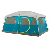 Coleman Tenaya Lake Fast Pitch 8 Person Cabin Tent with Closet