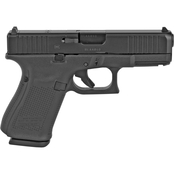 Glock 19 MOS Gen 5 9MM 4.02 in. Barrel 15 Rds 3-Mags Pistol Black
