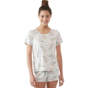 Jaclyn Tee and Shorts Set