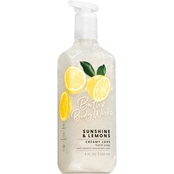 Bath & Body Works Sunshine and Lemons Creamy Luxe Hand Soap
