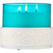 Bath & Body Works Applique Half Sleeve for 3 Wick Candle