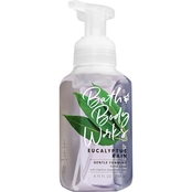 Bath & Body Works Foaming Soap - Eucalyptus Rain