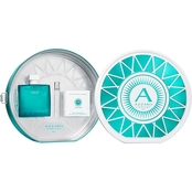 Azzaro Chrome Aqua Father's Day 3 pc. Gift Set