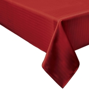 Benson Mills Rosedale Spillproof Tablecloth Rio Red 52 x 70