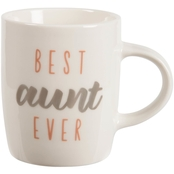 Pavilion Aunt Best Kept Trinkets Mini Mug