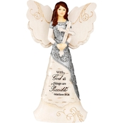 Pavilion Faith Angel Figurine