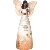 Pavilion Mother Angel Figurine