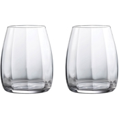 Waterford Elegance Optic Tumbler 2 pc. Set
