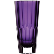 Waterford Jeff Leatham 11.8 in. Amethyst Vase