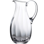 Waterford Elegance Optic Pitcher with Handle
