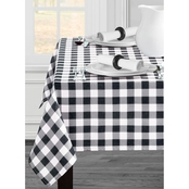 Benson Mills Simple Check Printed Tablecloth