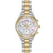 CITIZEN LADIES ECO DRIVE CHANDLER FB1444-56D