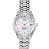 Citizen Women's World Time Watch FC800055D