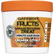 Fructis® Damage Repairing Treat 1 Minute Hair Mask with Papaya Extract