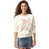 Lucky Brand Rose Pullover