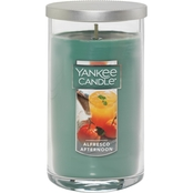 Yankee Candle Alfresco Afternoon Medium Pillar