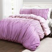 Lush Decor Omber Color Block Comforter 2 pc. Set