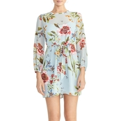 Rachel Roy Sophia Tie Front Dress