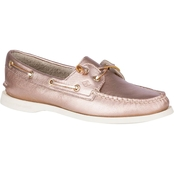 Sperry Women's Authentic Original Vida Metallic Boat Shoes