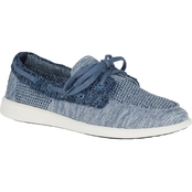 Sperry Women's Oasis Dock Knit Boat Shoes