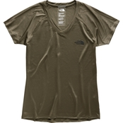 The North Face Reaxion Amp V Neck Tee