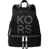 Michael Kors Rhea Medium Zip Backpack
