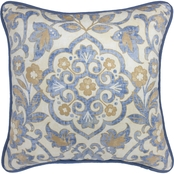 Crocscill Janine Square Pillow