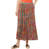 Passports Broomstick Skirt