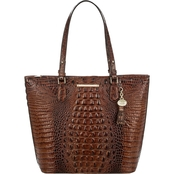 Brahmin Asher Melbourne Leather Tote