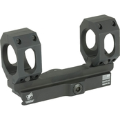 American Defense Straight Scope Mount 30mm Single QR