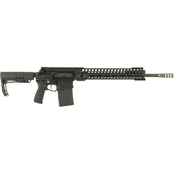 Patriot Ordnance Factory Revolution 308 Win 18.5 in. Barrel 20 Rnd Rifle Black
