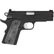 Springfield Range Officer Elite Compact 9MM 4 in. Barrel 8 Rds 2-Mags Pistol Black