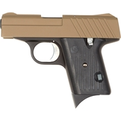 Kodiak Denali 380 ACP 2.8 in. Barrel 5 Rds Pistol Tan
