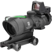 Trijicon ACOG 4x32 223 Green XHR with RMR Riflescope