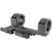 Midwest Industries QD Scope Mount 30mm with 1.5 in. Offset, Black