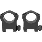 Warne Scope Mounts XP Ring 30mm High, Matte