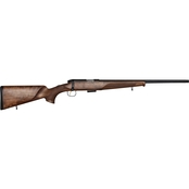 Steyr Arms Zephyr II 17 HMR 19.7 in. Barrel 5 Rnd Rifle Blued