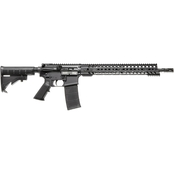 Patriot Ordnance Factory Constable 5.56 NATO 16 in. Barrel 10 Rnd Rifle Black