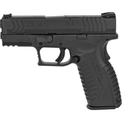 Springfield XDM 9MM 3.8 in. Barrel 10 Rds 2-Mags Pistol Black